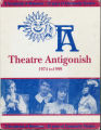 Theatre Antigonish, 1974-1999 : a scrapbook of memories : 25 years of community theatre