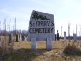 St. Mary's Cemetery, Mabou