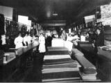 Interior Pictou Store early 1900s
