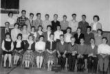 Pictou Academy Curling.1960