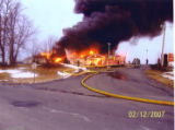 Proudfoot's Home Hardware Fire