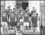 1960 Pictou Academy Rugby Team