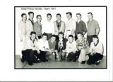 West Pictou Hockey team 1961