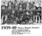 Pictou Regals Sr. Hockey Team. 1939-40