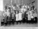 West End School Students 1917