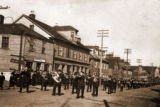 Water Street Brass Band 1910