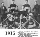 Pictou hockey team