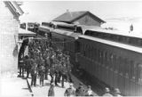 Pictou's First Passenger Train 1887