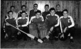 Pictou Academy 1954 Hockey Team