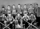 Pictou Academy hockey team 1961 - 62