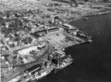Aerial View of Pictou prior to 1954