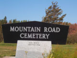 Mountain Road Cemetery