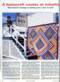 """A homecraft creates an industry"" Decormag - Fall, 1979"