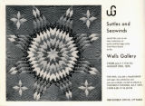 Official invitation to Suttles and Seawinds show at the Wells Gallery in Ottawa - circa July...