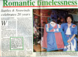 """Romantic Timelessness"" - Oakville Beaver - Wednesday, May 19, 1993"