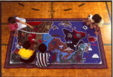 "Suttles and Seawinds ""Canada Quilt"" - used in Scholastic kid's Social Studies book..."
