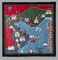 "Photo set - Suttles and Seawinds ""Mahone Bay"" quilt - 2012/1987"