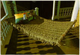 Photo set - Jute Hammock from early in Suttles and Seawinds history - 1972-1973