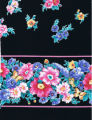 "Spring/Summer 1992 ""Madame Butterfly"" Fabric Sample - Spring-Summer, 1992"