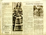 """Canadian Winds Tommy Award For Loungewear"" - Intimate Fashion News - March 20, 1978"